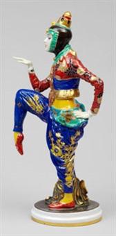 koreanische tanz - anita berbe by constantin holzer-defanti
