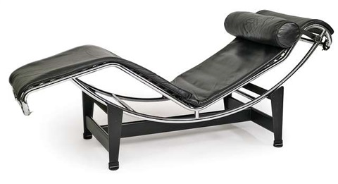 liege lc4chaiselongue b 306 by le corbusier and charlotte perriand - Liege Chaiselongue