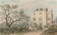 cromwell house, cromwell lane, brompton by thomas hosmer shepherd