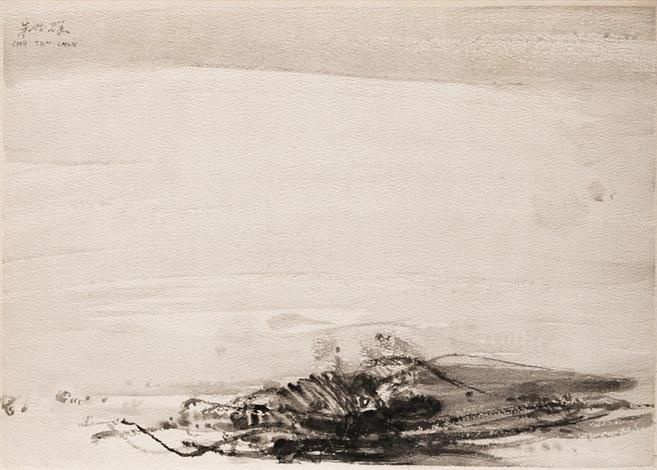 no. 156 by chu teh-chun
