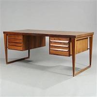 freestanding desk (model 70) by kai kristiansen