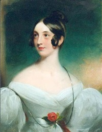 portrait of helen c. brownlow by james godsell middleton