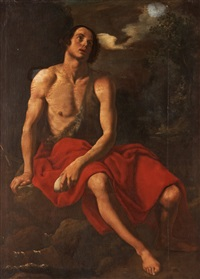 saint john de baptist by anonymous-italian (17)