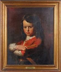the artist's son by william e. winner