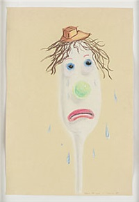 tears for you by george condo