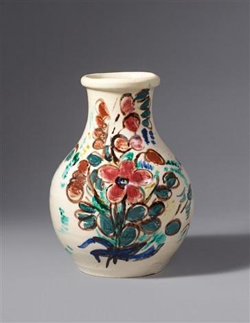 vase by maurice de vlaminck