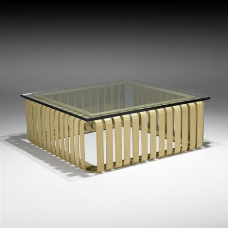 Icing Coffee Table By Frank Gehry