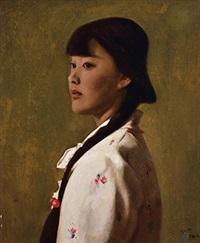 少女 by liu renjie