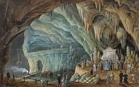 der dom in der adelsberger-grotte by thomas ender