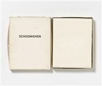 jan j. schoonhoven (bk w/1 work) by jan schoonhoven