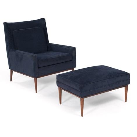 34de3d13afb8 Easy chair Ottoman 2 works by Paul McCobb on artnet