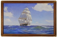 the clipper by john p. benson