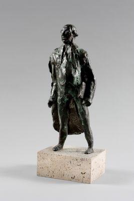 wiguläus von kreittmayr bozzetto by alexander fischer