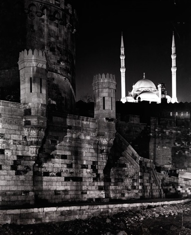 citadella e moschea di mohammed ali by luca campigotto