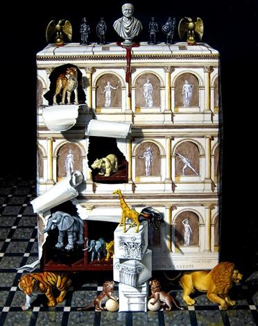 the colosseum by miriam escofet