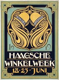 haagsche winkelweek by pieter a.h. hofman
