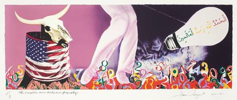 the xenophobic movie director or our foreign policy by james rosenquist