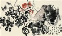 居高花自远 by liu huaiyong