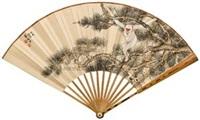 松猴 (monkey) by xiao hezou