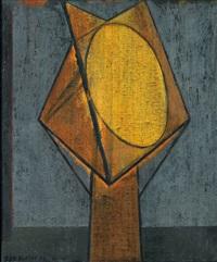 petite tête jaune by antonio ros-blasco