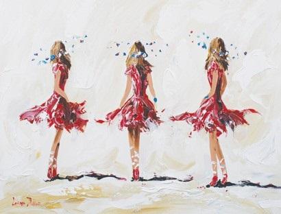 ballerinas by lorna millar
