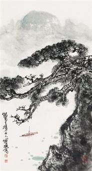 松 by liu baochun