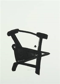 chair by k.r.h. sonderborg
