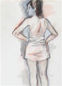 figura femminile by savinio labo