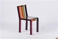 sedia modello rainbow by patrick norguet
