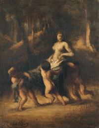 entrainement by marie-abraham rosalbin de buncey