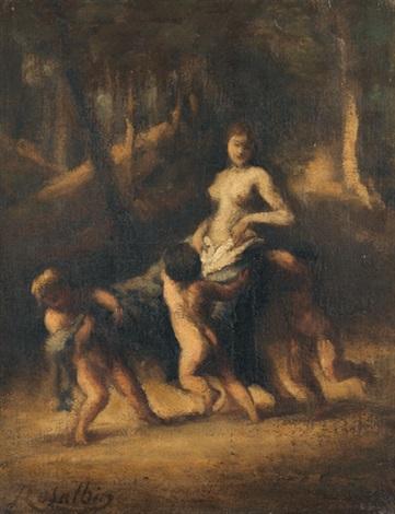 entrainement by marie abraham rosalbin de buncey