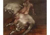 cavalier by claude weisbuch