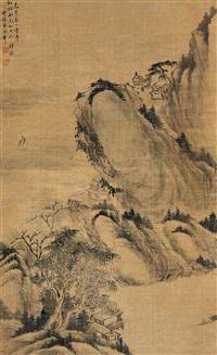 山水 by xu zhang