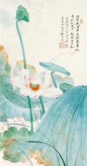 浮香绕曲岸 by ren zhong