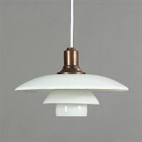 ph 3/2.5 pendant by poul henningsen