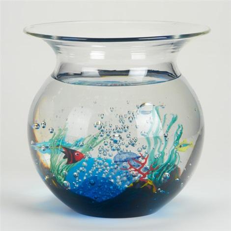 aquarium bowl by elio raffaeli