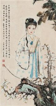 黛玉图 by xu shikun