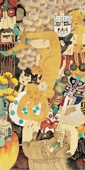 京韵 (beijing opera) by ling xiaoxing