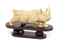 rhinoceros (model) by tomotada