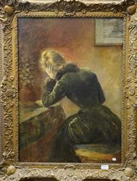 la réflexion by pierre (pieter) oyens