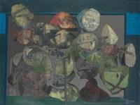 mesa revuelta by antonio quirós
