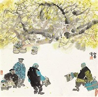 晨曲 by ma haifang