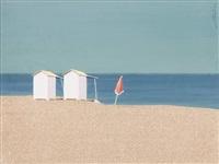 cabine sulla spiaggia by bruno artioli
