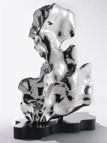 artificial rock no. 21 by zhan wang