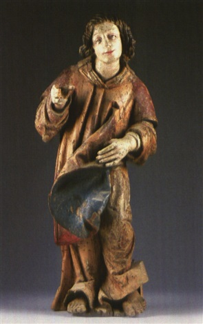diakon laurentius von rom by danube school 16