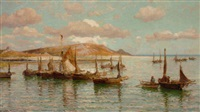 a scilly anchorage by hamilton macallum