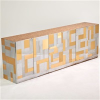 large cabinet by paul evans
