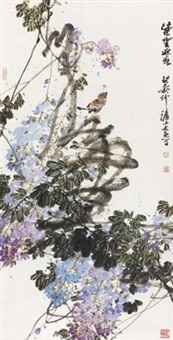 紫雪迎春 by liang wenyao