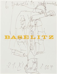 g. baselitz in manschetten by georg baselitz