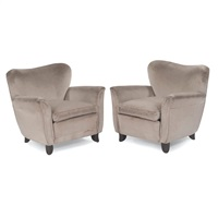 lounge chairs (pair) by arflex